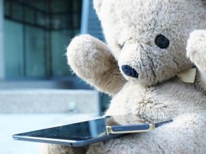 Teddy the Guardian Medical Monitoring in a Teddy Bear