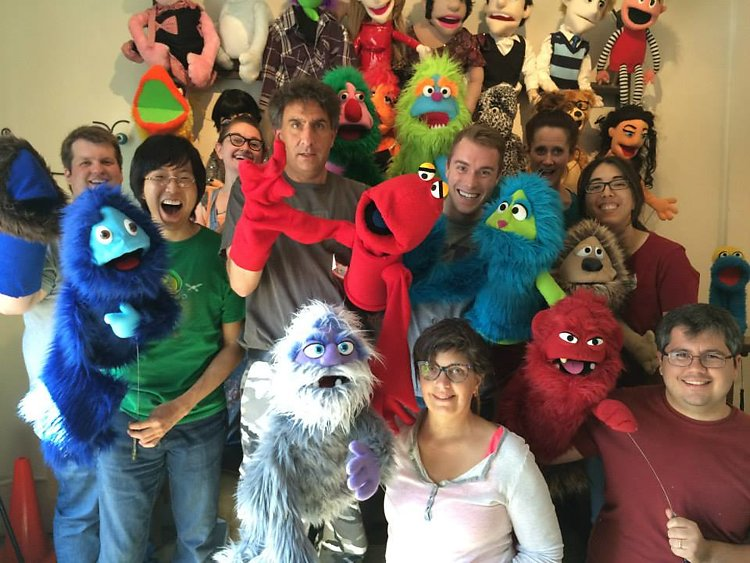 How Playing With Puppets Turns New Learners into Future CEOs | GOOD