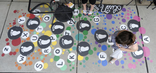 Sidewalk murals to encourage creativity in York - The York Daily Record